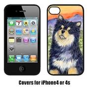 Carolines Treasures Finnish Lapphund Iphone 4 Cover(CRLT14934)