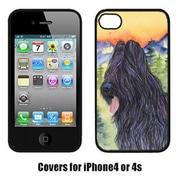 Carolines Treasures Briard Cell Phone cover IPhone 4(CRLT15634)