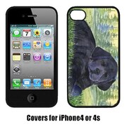 Carolines Treasures Labrador Cell Phone cover IPhone 4(CRLT15807)