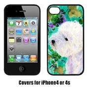 Carolines Treasures Westie Iphone 4 Cover(CRLT14946)
