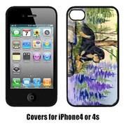Carolines Treasures Tibetan Mastiff Iphone 4 Cover(CRLT14975)