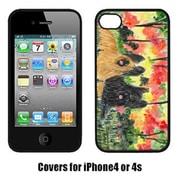 Carolines Treasures Briard Iphone 4 Cover(CRLT15010)