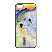 Carolines Treasures Bearded Collie Cell Phone Cover Iphone 5(CRLT13304)