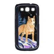 Carolines Treasures Starry Night Australian Cattle Dog Cell Phone Cover Galaxy S111(CRLT15423)