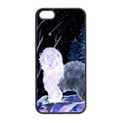 Carolines Treasures Starry Night Old English Sheepdog Cell Phone Cover Iphone 5(CRLT13691)