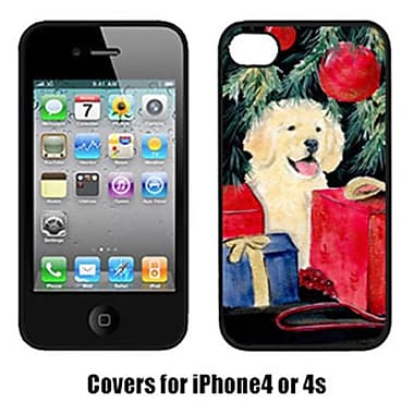Carolines Treasures Golden Retriever Iphone4 Cover(CRLT17082)