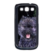 Carolines Treasures Starry Night Cairn Terrier Cell Phone Cover For Galaxy S111(CRLT16178)