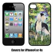 Carolines Treasures Saluki Cell Phone cover IPhone 4(CRLT15255)