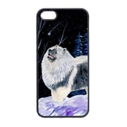 Carolines Treasures Starry Night Keeshond Cell Phone Cover Iphone 5(CRLT13543)