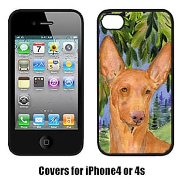 Carolines Treasures Pharoh Hound Cell Phone cover IPhone 4(CRLT15454)
