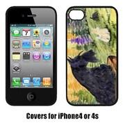 Carolines Treasures Scottish Terrier Cell Phone Cover Iphone4(CRLT14380)