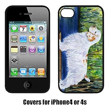 Carolines Treasures Clumber Spaniel Cell Phone cover IPhone 4(CRLT15425)