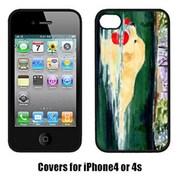 Carolines Treasures Golden Retriever Iphone 4 Cover(CRLT14750)