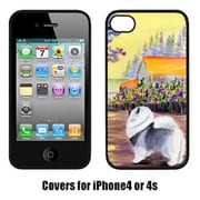 Carolines Treasures Keeshond Cell Phone Cover Iphone 4(CRLT16383)