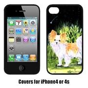 Carolines Treasures Starry Night Chihuahua Iphone4 Cover(CRLT16746)