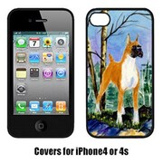 Carolines Treasures Boxer Iphone4 Cover(CRLT16693)