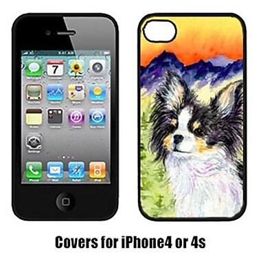 Carolines Treasures Chihuahua Iphone4 Cover(CRLT16752)