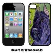 Carolines Treasures Scottish Terrier Cell Phone Cover Iphone4(CRLT14237)