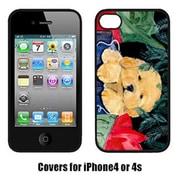 Carolines Treasures Golden Retriever Iphone4 Cover(CRLT17092)