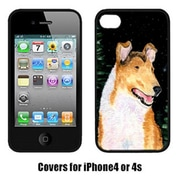 Carolines Treasures Starry Night Collie Smooth Cell Phone Cover Iphone 4(CRLT16587)