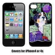 Carolines Treasures Bernese Mountain Dog Iphone4 Cover(CRLT17103)