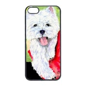 Carolines Treasures Westie Cell Phone Cover Iphone 5(CRLT14366)