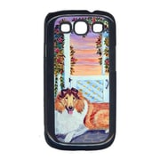Carolines Treasures Collie Cell Phone Cover For Galaxy S111(CRLT16582)