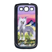Carolines Treasures Chinese Crested Cell Phone Cover For Galaxy S111(CRLT16413)