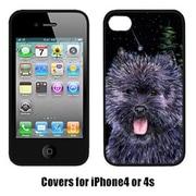 Carolines Treasures Starry Night Cairn Terrier Iphone4 Cover(CRLT16626)