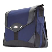 Mobile Edge Prem Messenger Bag Navy/Black(DHMEMP03)