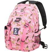 Wildkin Horses in Pink Serious Backpack - Jamie Kalvestran(WLDKRTL135)