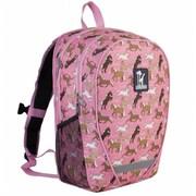 Wildkin Horses in Pink Comfortpack Backpack(WILD963)