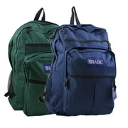 Bazic 17 in. School Backpack- Pack of 20(BAZC062)