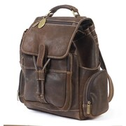 Claire Chase Uptown Bak-Pak - Distressed Brown(CLRCS100)