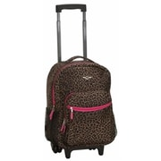 Rockland Roadster 17 in. Rolling Backpack(FXL341)