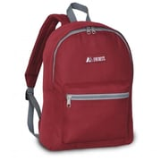 Everest Basic Backpack - Burgundy(EVRT715)