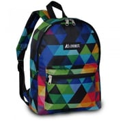 Everest Basic Pattern Backpack - Prism(EVRT720)