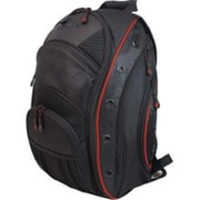 Mobile Edge 16 in. EVO Laptop Backpack-Black with Red Trim(MBED124)