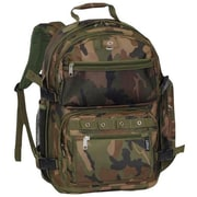 Everest Oversize Woodland Camo Backpack Camo(EVRT668) by