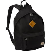 Everest Vintage Backpack - Black(EVRT578)