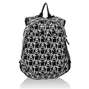 Obersee Kids Pre-School All-In-One Backpack with Cooler - Skulls(HLMN197)