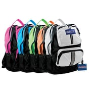 Bazic Products 17 in. Active Backpack - Pack of 20(BAZC1669)