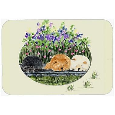 Carolines Treasures Chow Chow Mouse Pad, Hot Pad & Trivet(CRLT20737)