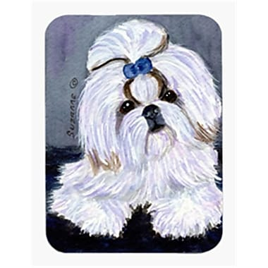 Carolines Treasures Shih Tzu Mouse Pad & Hot Pad Or Trivet(CRLT22930)