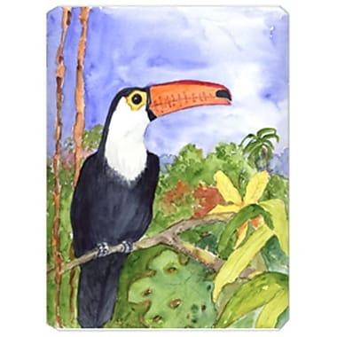 Carolines Treasures 9.5 x 8 in. Bird - Toucan Mouse Pad, Hot Pad Or Trivet(CRLT19926)