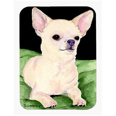 Carolines Treasures Chihuahua Mouse Pad & Hot Pad Or Trivet(CRLT23258)