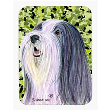 Carolines Treasures Bearded Collie Mouse Pad & Hot Pad Or Trivet(CRLT23348)