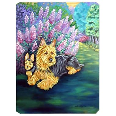 Carolines Treasures 8 x 9.5 in. Australian Terrier Mouse Pad, Hot Pad or Trivet(CRLT20017)