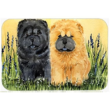 Carolines Treasures 8 x 9.5 in. Chow Chow Mouse Pad, Hot Pad or Trivet(CRLT20546)