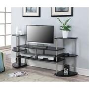 Designs2Go Xl Multi Level Tv Stand, Black(CCI323)